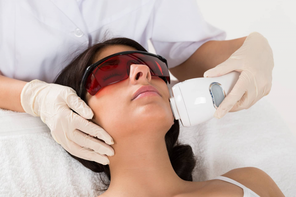 How to use LED light therapy devices safely