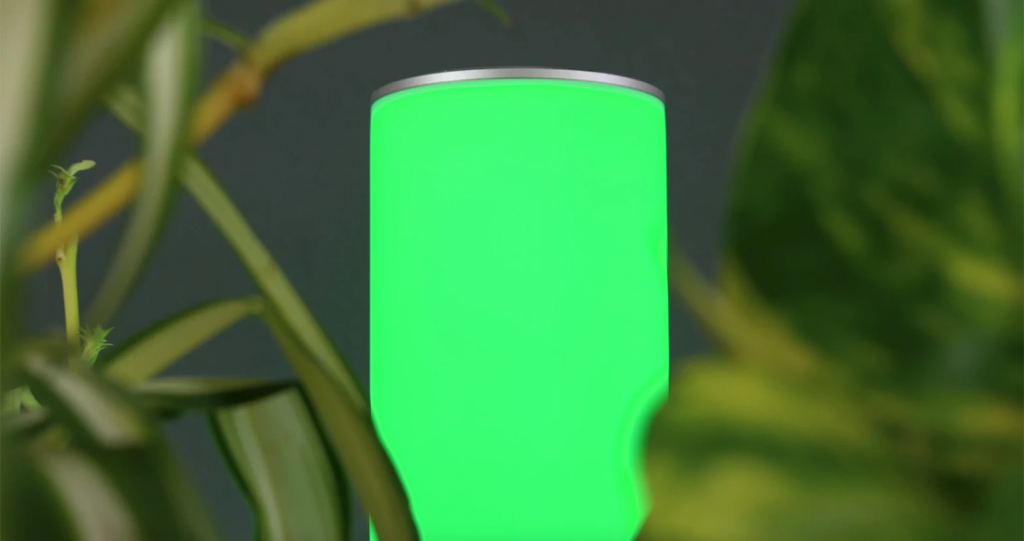 green light therapy