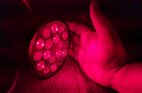 Wolezek Red Light Therapy — For pain relief and improve skin