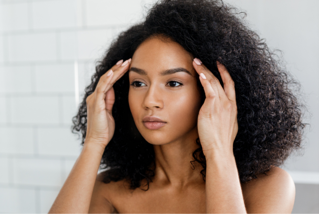 How to prevent hairline acne
